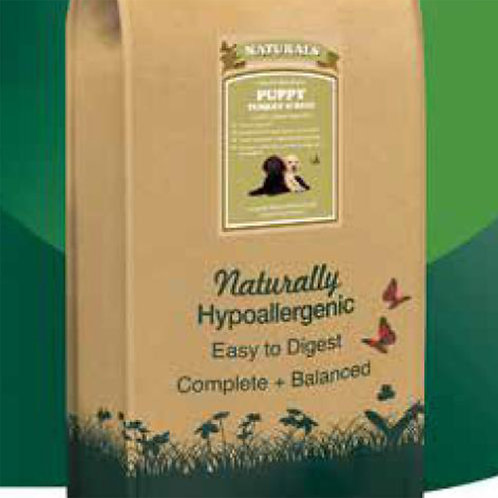 Naturals for Cats - Naturally preserved & Hypo-allergenic
