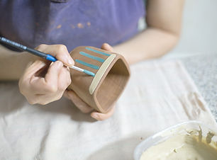 Pittura di ceramica