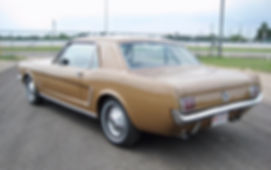 1965 Ford Mustang Coupe 289 V8  - pic 2.