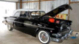 1954 Ford Crestline Convertible American Car
