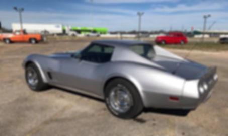 1976 Chevrolet Corvette 350 V8 Auto - re