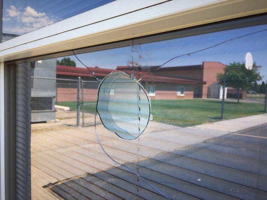 commercial window repair in schools