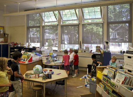 Importance of Commercial School Windows - Window Repair