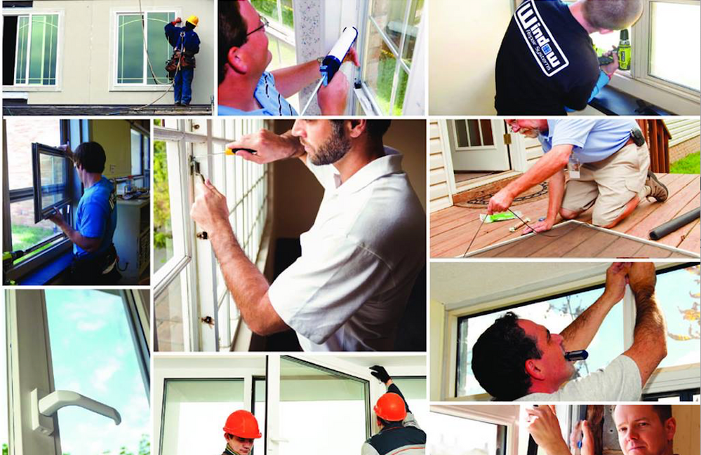 commercial window repair service and hardware