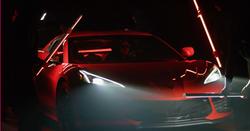 Corvette Launch