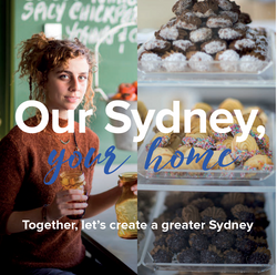 Greater Sydney Commission Campaign - Jack Morton Worldwide
