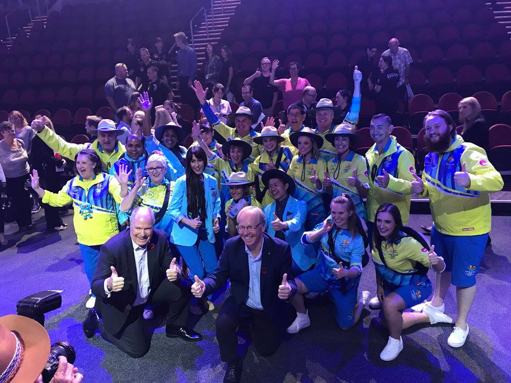 Comm Games 2018 Volunteer Event - Jack Morton Worldwide