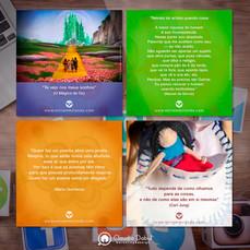Produção de conteúdo para mídias sociais para Miriam Miranda Arteterapia.  @miriammirandaarteterapia