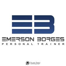 Criação da logo para o personal trainer Emerson Borges.