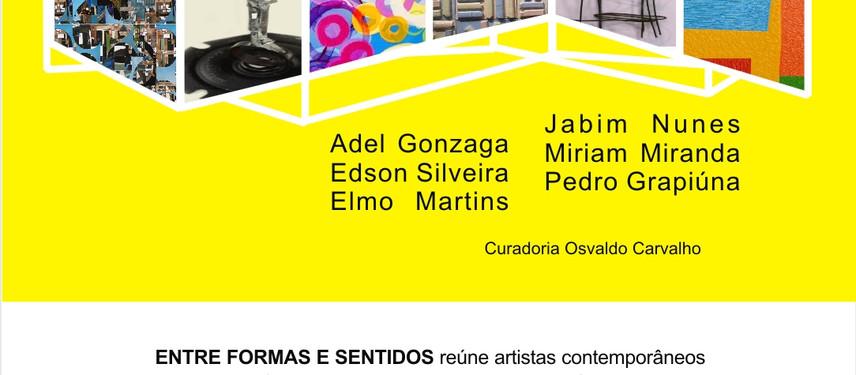 PAZAA Galeria de Arte apoia a exposição coletiva Entre Formas e Sentidos