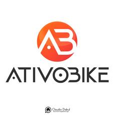 Criação de identidade visual para empresa de material esportivo Ativobike.