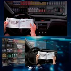 Arte digital para ilustrar matéria do site Combustível Legal.