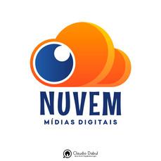 Criação da identidade visual para a empresa Nuvem Mídias Digitais.   O projeto contou com a criação de tipologia própria para a empresa.