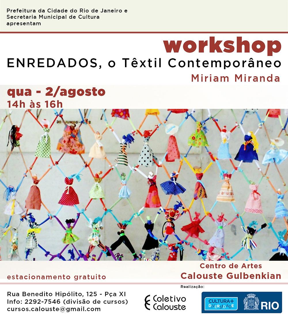 Workshop Enredados