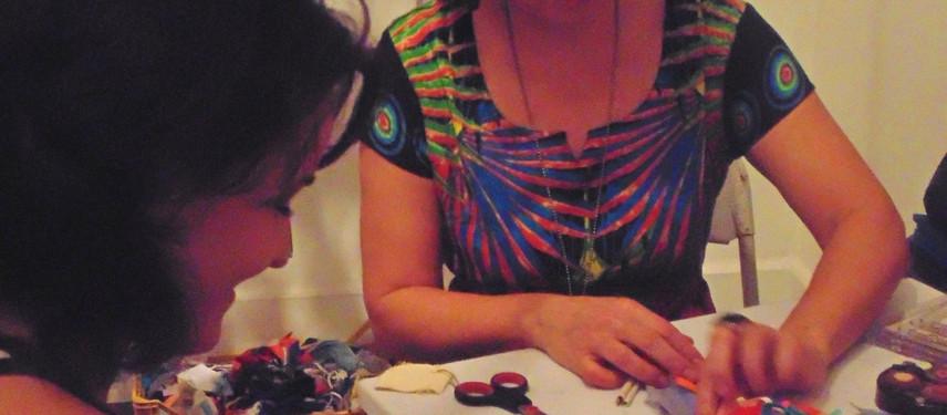 Miriam Miranda fará workshop com a rede Coração de Nós Marias durante o Arte de Portas Abertas 2017