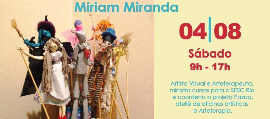 Workshop de bonecos de pano -   Enredando em Busca da Criança Interior