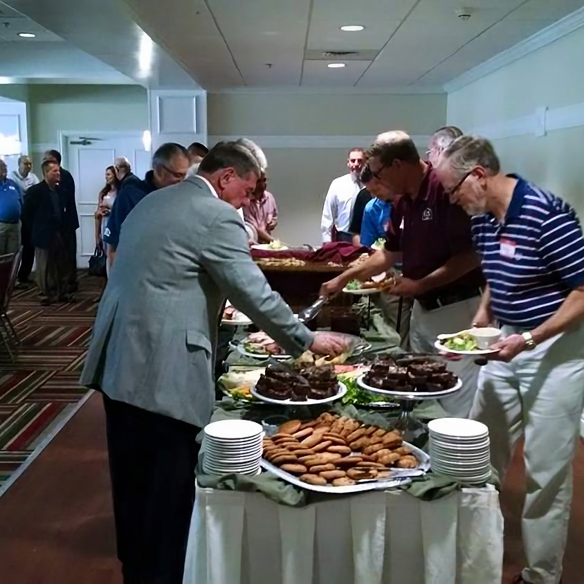 March Business Men's Connection Lunch