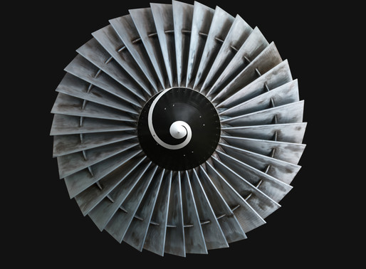 The Results CFM56 Jet Engine Bypass Fan