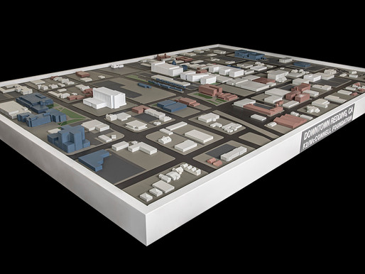 Redding Redevelopment Model