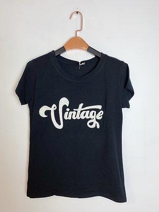 Tshirt manche courte «Vintage»