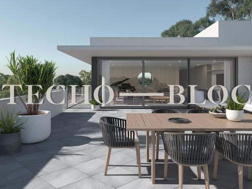 Introducing Techo-Bloc -  The New Standard in Interlocking Concrete Pavers