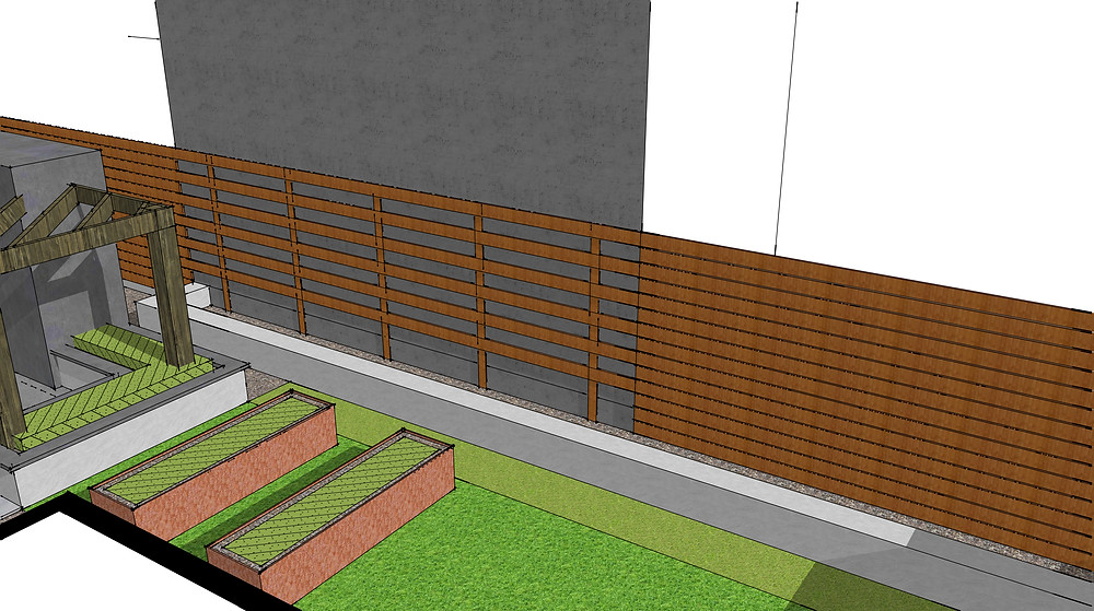 San Jose fencing design