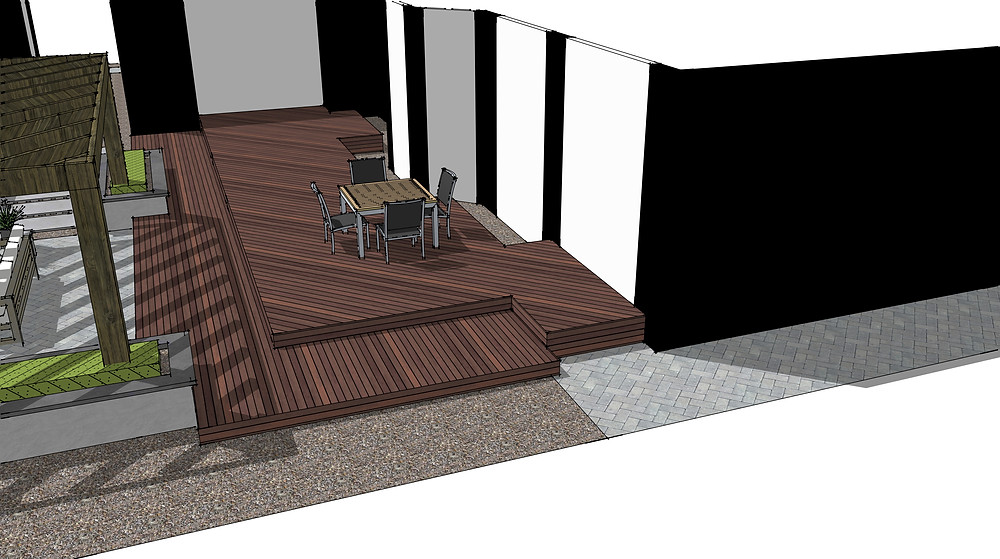 Decking design San Jose