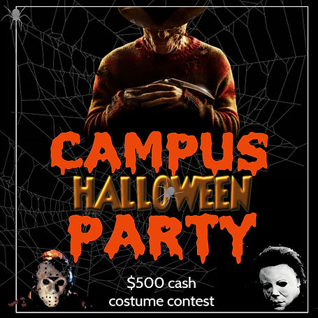 Copy of Halloween Party Poster - Made wi
