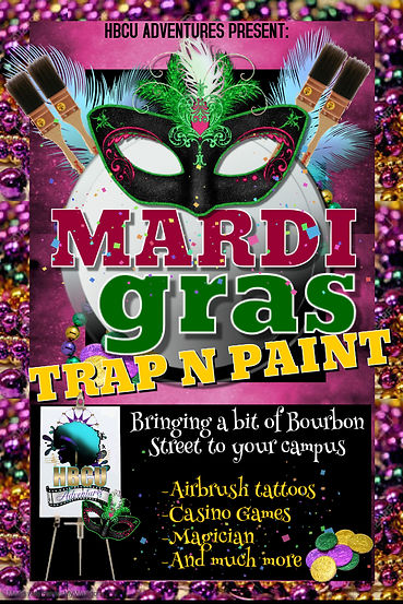 Copy of Mardi Gras - Made with PosterMyW