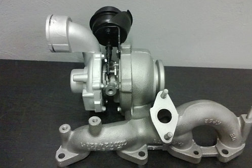 Turbosprężarka GT1749V 130KM