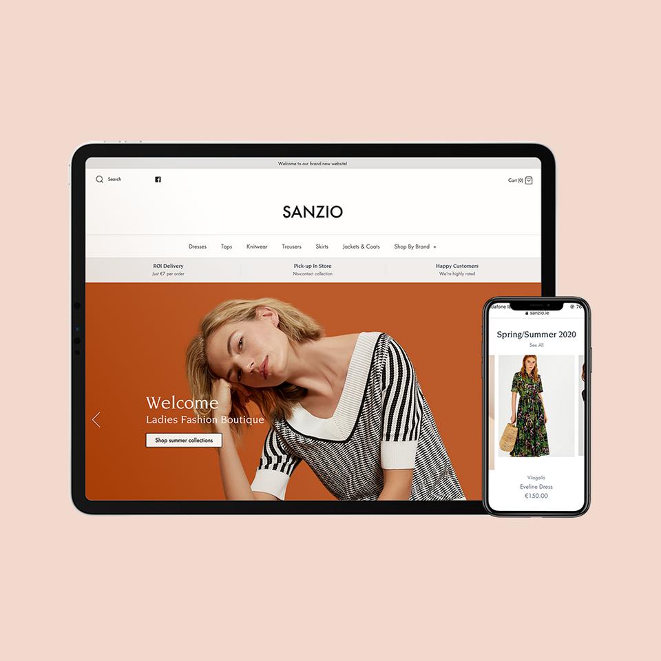 • eCommerce Web Design