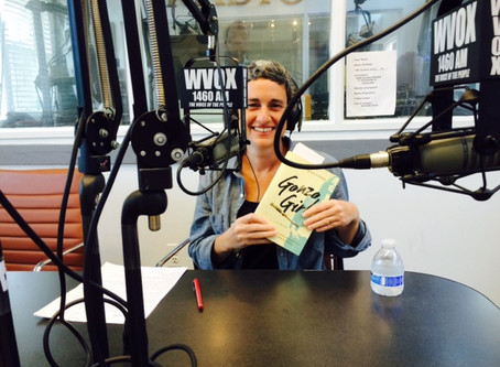 Author Malone Hosts 'Books & Beer' Radio Show