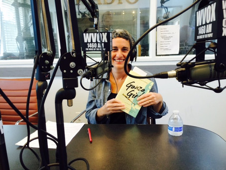 Author Malone Hosts 'Books & Beer' Radio Show