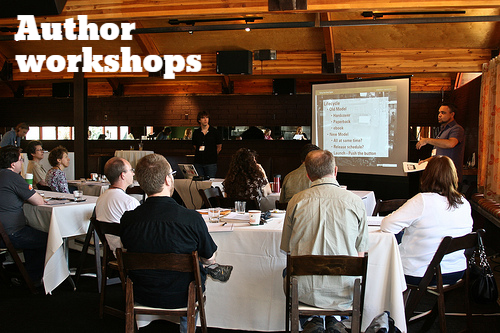 Author Workshops