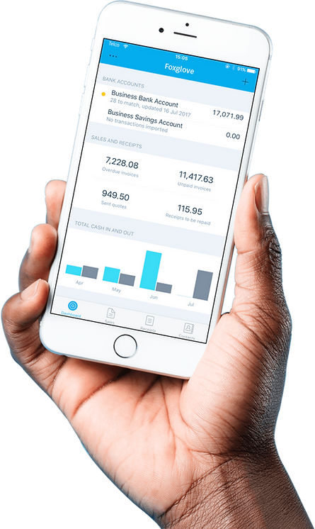 Xero Mobile Accounting