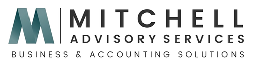 Mitchell Advisory Services Business and Accounting Solutions Logo