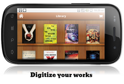 Digitize Your Works