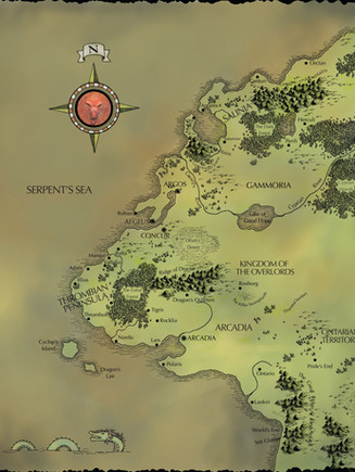 Overlords Map
