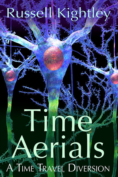 TIME AERIALS COVER ART
