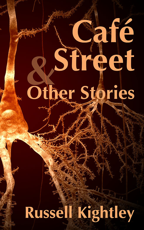 Cover of Cafe Street & Other Stories