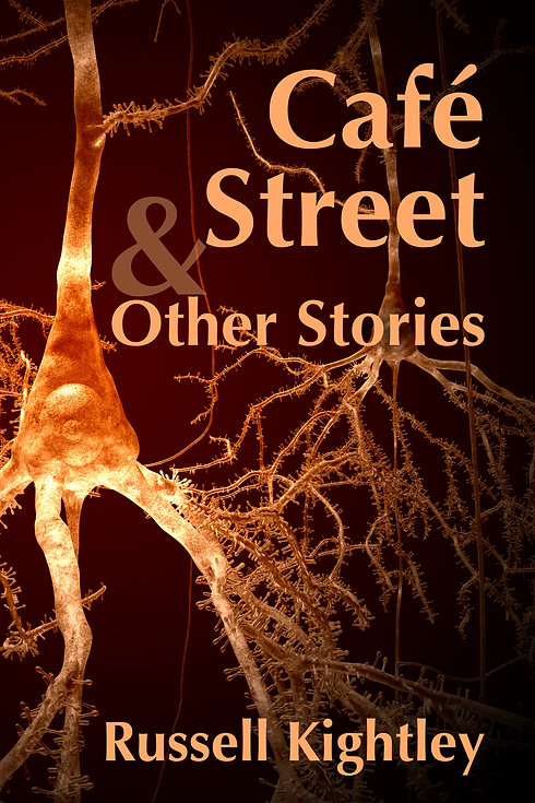 Cafe Street Book Cover