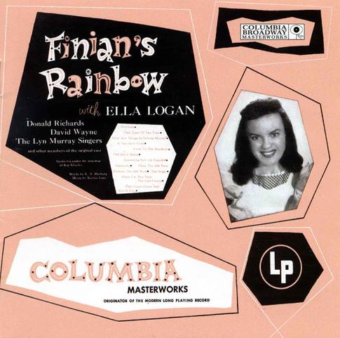 Finians Rainbow 1947 Cover