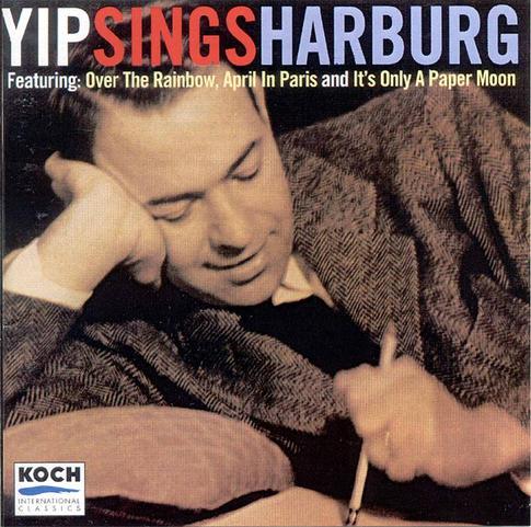 Yip Sings Harburg