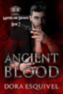 Ancient Blood Masters and Servants Book
