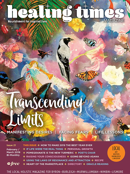 Issue 21 - Transcending Limits