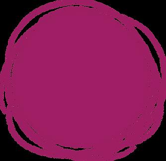 Scribble circle magenta.png