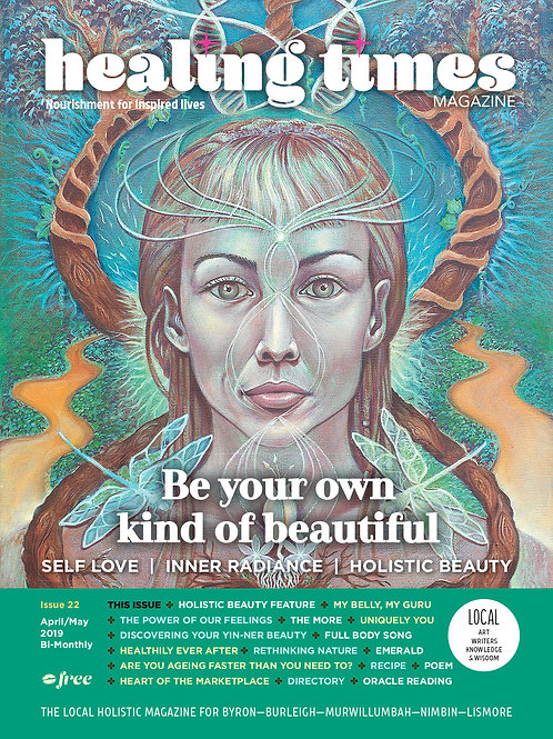 Issue 22 - Be Your Own Kind of Beautiful