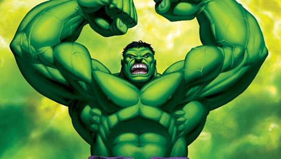 hulk cartoon for core strength
