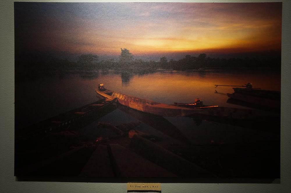 68. 52. Mekong joki, Pak Peng, Laos