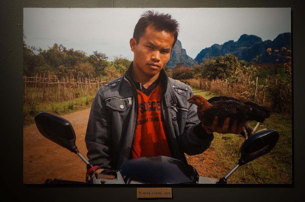 4. Vang Vieng, Laos